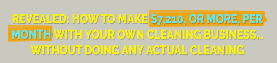 how to start my own window cleaning business